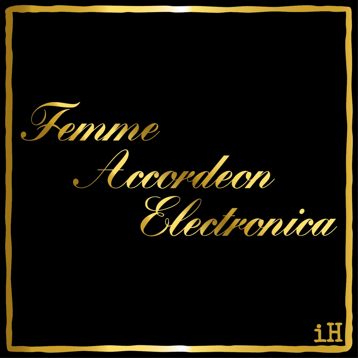 Femme Accordeon Electronica
